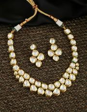 Wonderful Collection of Kundan Bridal Jewellery Sets Online