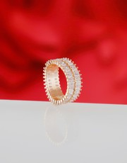 Explore Collection of American Diamond Ring Online at Best Price